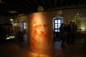 Výstava Leonardo Zámek Žďár