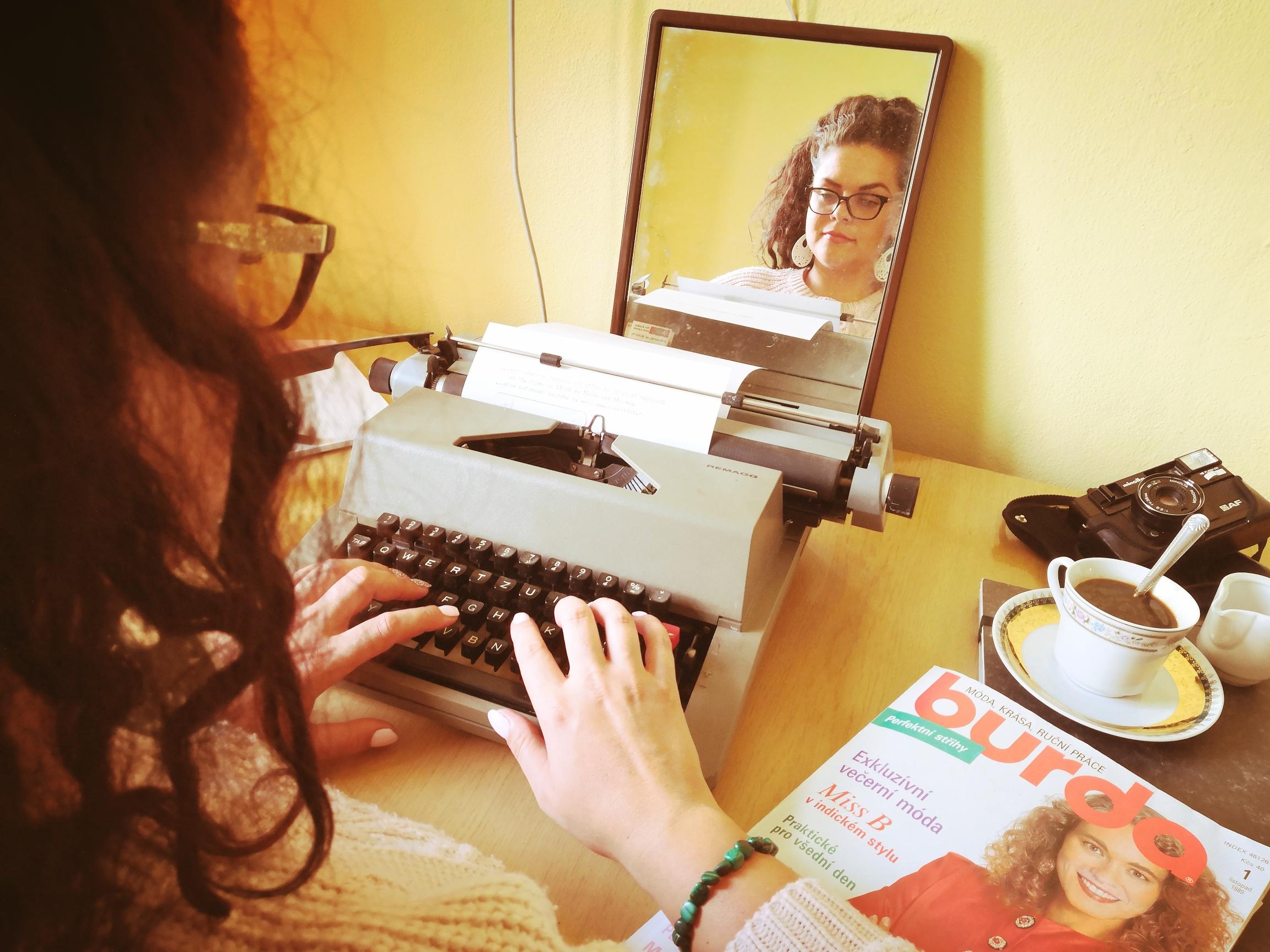 Novinářem za Sametové revoluce