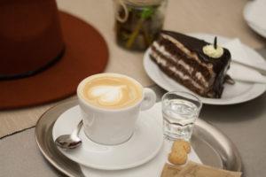 Zámecká kavárna Žďár