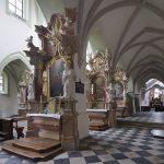 Bazilika Nanebevzetí Panny Marie a svatého Mikuláše - Zámek Žďár
