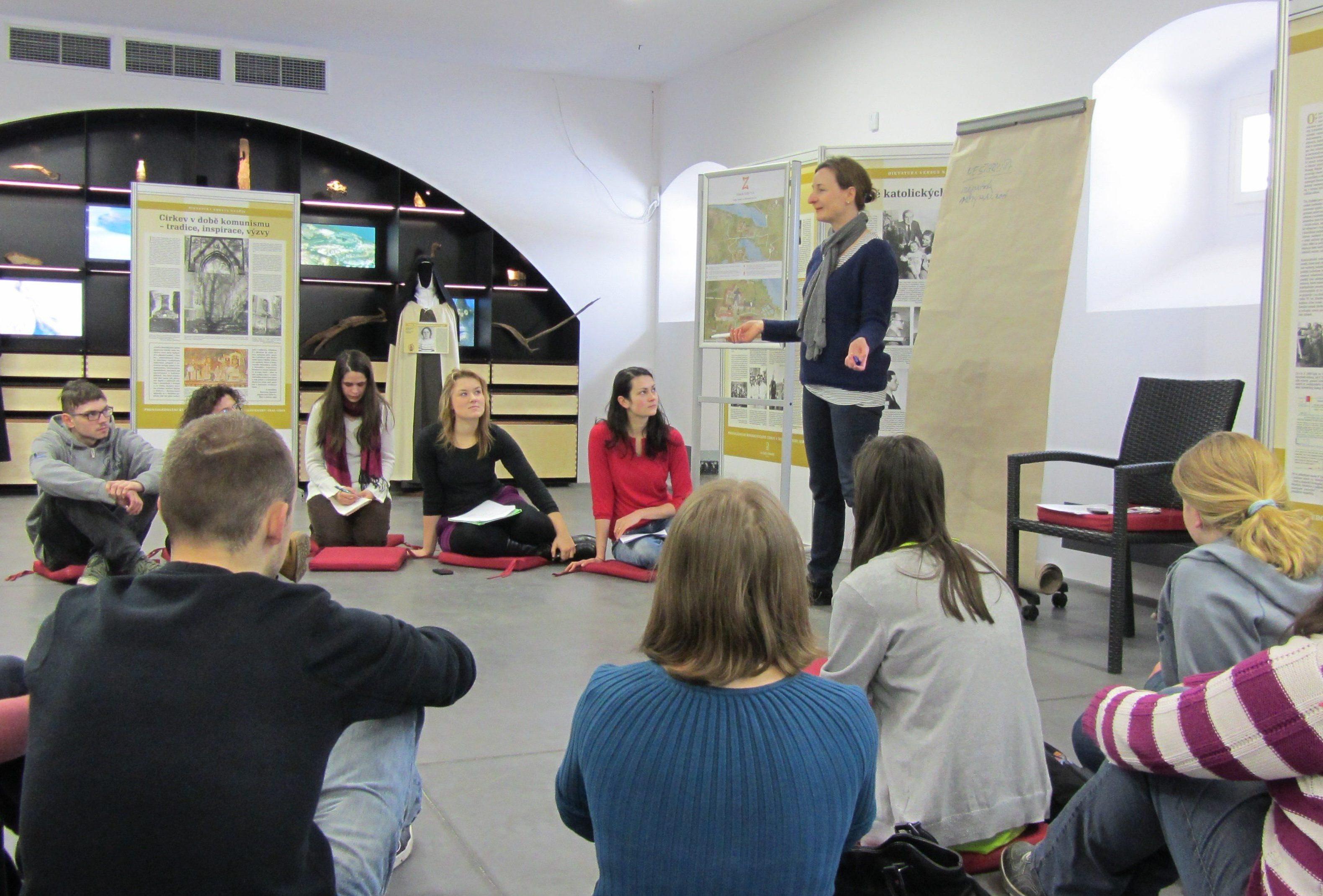 Programy pro školy - Zámek Žďár nad Sázavou