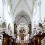 Oltář Nanebevzetí Panny Marie - bazilika Zámek Žďár