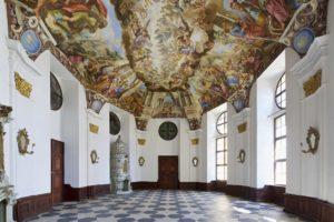 Prelatura interiér - Zámek Žďár nad Sázavou
