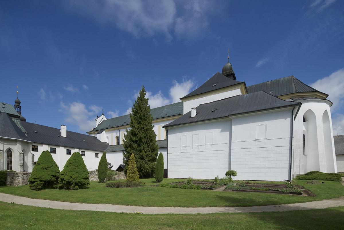 Muzeum nové generace - Zámek Žďár nad Sázavou Baroko