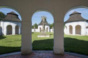 Dolní hřbitov Žďár nad Sázavou - Santini