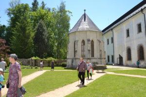 Dny otevřených zahrad Zámek Žďár nad Sázavou 2018