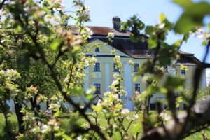 Zámek Žďár nad Sázavou - Velikonoce - Sady