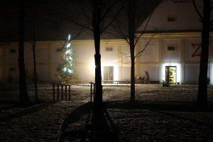 Vánoční trh Zámek Žďár