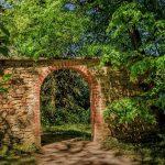 Zahrady rodiny Kinských Zámek Žďár