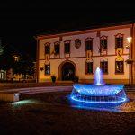 Stará radnice náměstí Žďár nad Sázavou