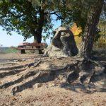 Olšiakovy sochy - Mamlas