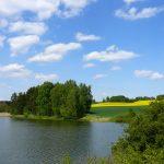 rybník Dívka