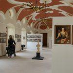 Zámek Žďár - Galerie Kinských