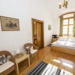Ubytování Zámek Žďár - Apartmán U Kašny
