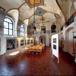Třebíč - interier-zadni-synagogy