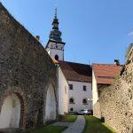 Pelhřimov sv. Bratolomej + hradby