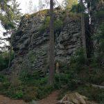Tisůvka Čertův kámen