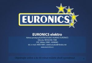 Logo Euronics Matyášek