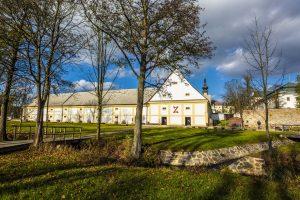 Turistické informační centrum Zámek Žďár nad Sázavou
