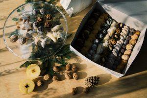 Virtuální vánoční trh Zámek Žďár - Cukrárna Medlov
