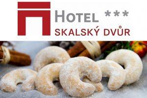 Virtuální vánoční trh Zámek Žďár - Cukroví Skalský dvůr