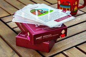 Virtuální vánoční trh Zámek Žďár - Empati karty