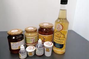 Virtuální vánoční trh Zámek Žďár - Fanda Včelař