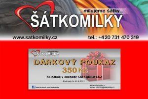 Virtuální vánoční trh Zámek Žďár - Šátkomilky