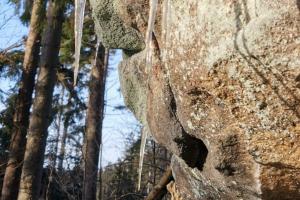 Tip na výlet do okolí Zámku Žďár - Čertův kámen Cikháj -úvodní