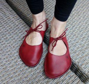Chytrá ruka Zámek Žďár - šití obuvi