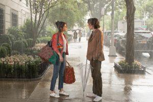 Letní kino Zámek Žďár: Deštivý den v New Yorku
