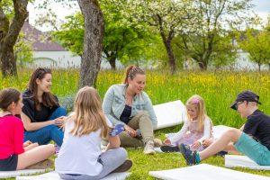 Letní dětské prohlídky - Zámek Žďár