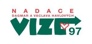 LOGO Nadace VIZE 97_zelené