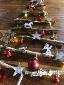 Chytrá ruka Zámek Žďár - vánoční dekorace